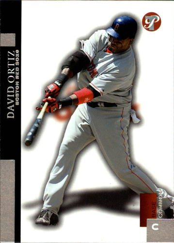 Photo of 2005 Topps Pristine #99 David Ortiz
