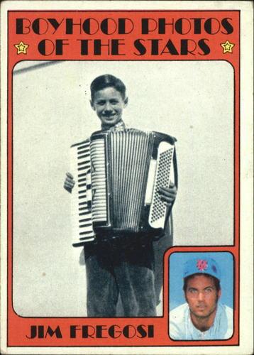 Photo of 1972 Topps #346 Jim Fregosi KP