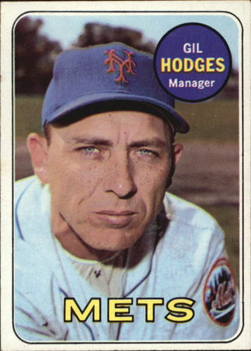 Photo of 1969 Topps #564 Gil Hodges MG