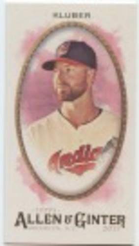 Photo of 2017 Topps Allen and Ginter Mini #180 Corey Kluber
