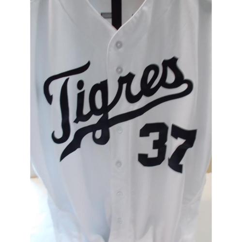 Photo of Mike Pelfrey Fiesta Tigres Jersey