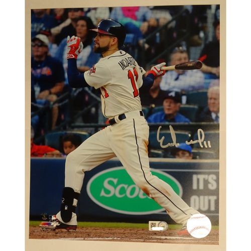 Photo of Holiday Deal of the Day: Ender Inciarte Autographed Photo - Today Only 25% off!