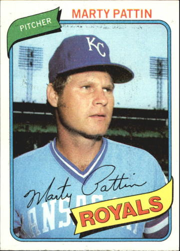 Photo of 1980 Topps #26 Marty Pattin