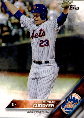 Photo of 2016 Topps #136 Michael Cuddyer