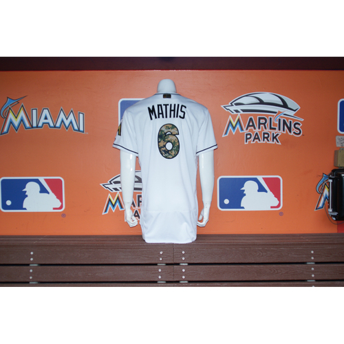 Photo of Jeff Mathis Memorial Day Jersey