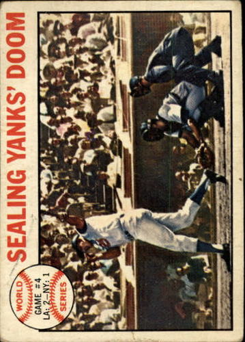 Photo of 1964 Topps #139 World Series Game 4/Frank Howard
