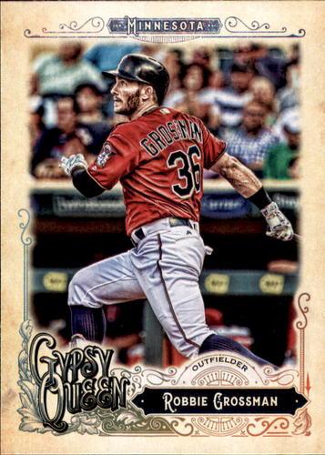 Photo of 2017 Topps Gypsy Queen #272 Robbie Grossman