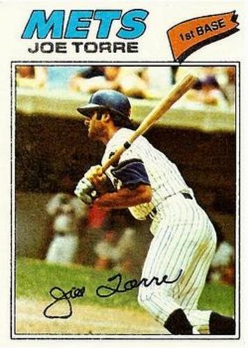 Photo of 1977 Topps #425 Joe Torre