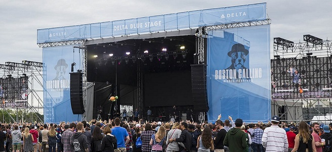 BOSTON CALLING MUSIC FESTIVAL - 3-DAY PLATINUM PACKAGE