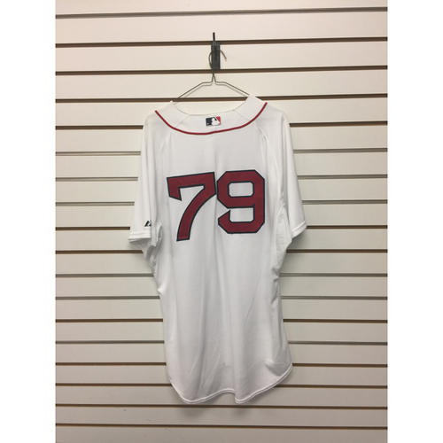 #79  Team-Issued 2015 Home Jersey