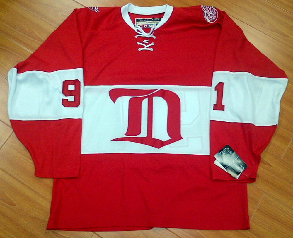 SERGEI FEDOROV Autographed Detroit Red Wings 2014 Winter ...