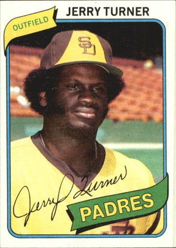 Photo of 1980 Topps #133 Jerry Turner