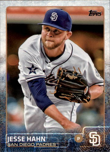 Photo of 2015 Topps #145 Jesse Hahn