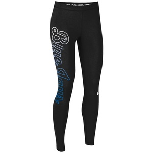 Toronto Blue Jays Women's Favourites Leggings Black by Under Armour