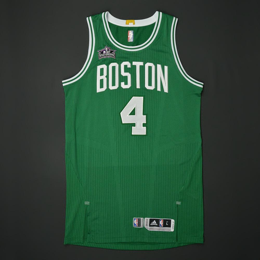 Isaiah Thomas - Boston Celtics - 2017 Taco Bell Skills Challenge - Event-Worn Jersey
