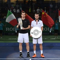 Photo of VIP Experience at Shanghai Rolex Masters Quarter Final - click to expand.