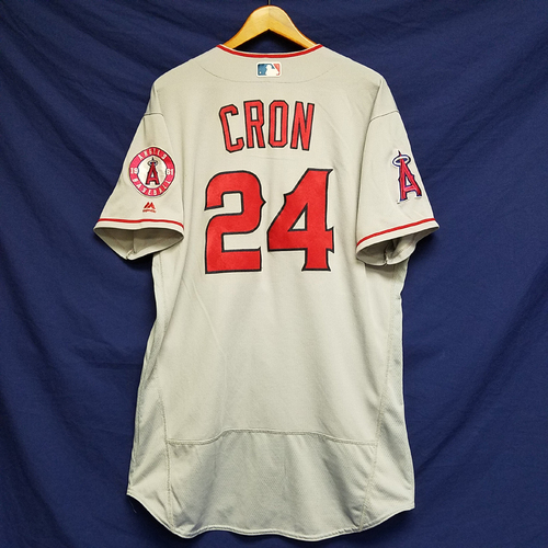 Photo of CJ Cron Team-Issued 2016 Road Jersey