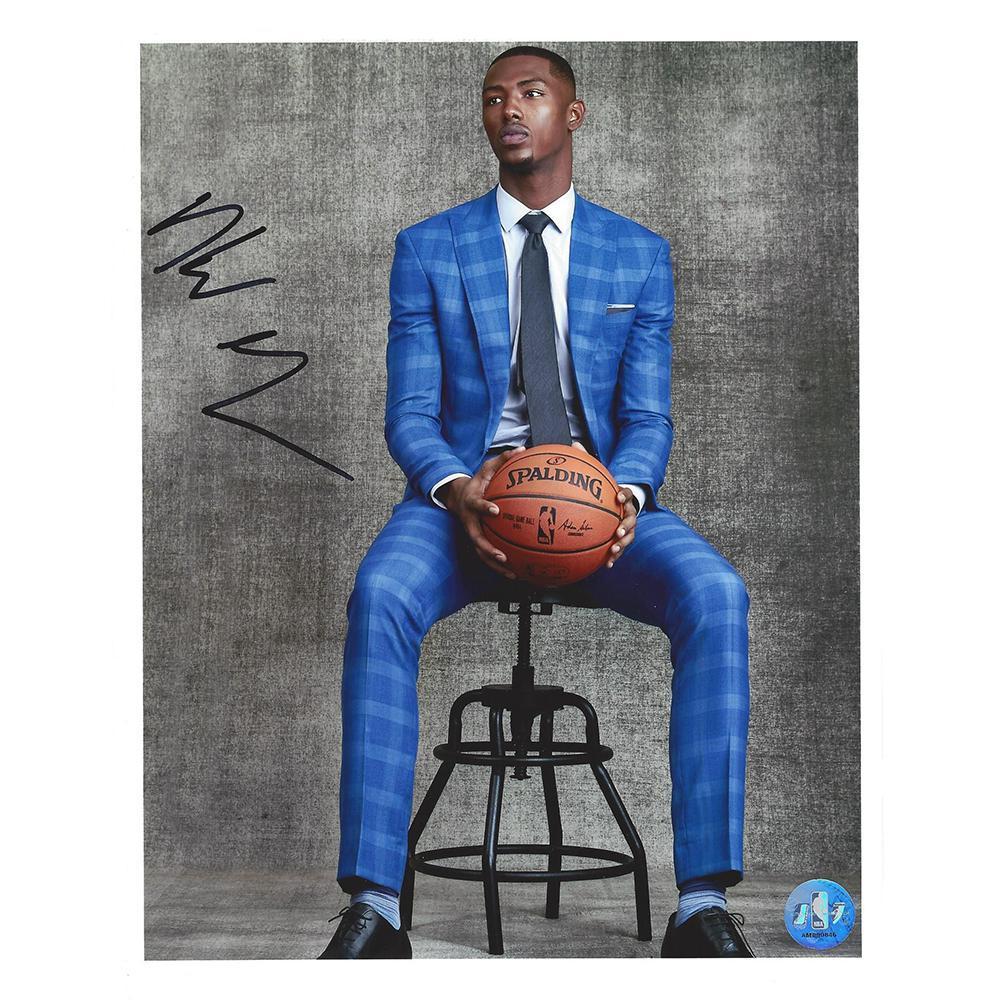 Harry Giles - Sacramento Kings - 2017 NBA Draft - Autographed Photo