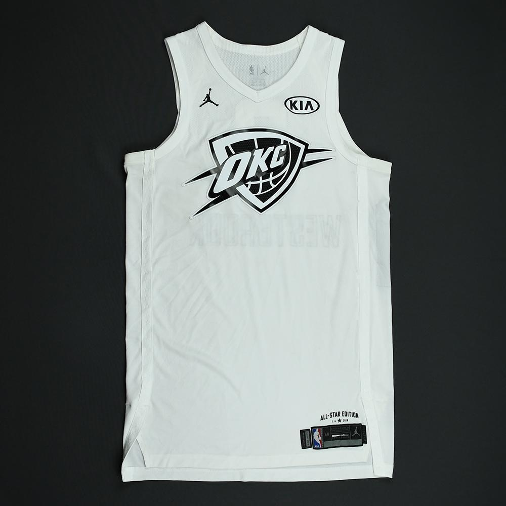 Russell Westbrook - 2018 NBA All-Star Game - Team LeBron - Game-Worn Jersey - 1st Half Only