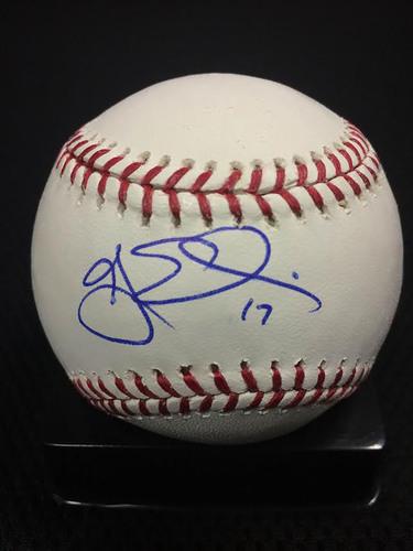 'Photo of LA Dodgers Foundation Auction: AJ Ellis Autographed Baseball' from the web at 'http://vafloc02.s3.amazonaws.com/isyn/images/f624/img-479624-m.jpg'
