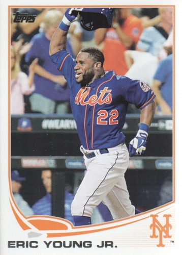 Photo of 2013 Topps Update #US238 Eric Young Jr.