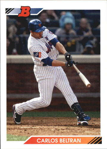 Photo of 2010 Bowman 1992 Bowman Throwbacks #BT8 Carlos Beltran  -- Astros post-season