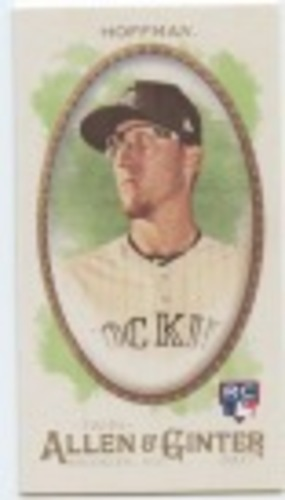Photo of 2017 Topps Allen and Ginter Mini #320 Jeff Hoffman