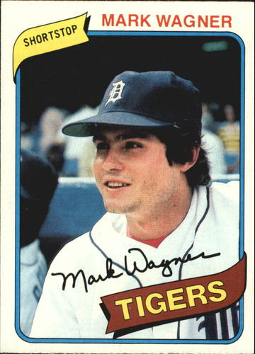 Photo of 1980 Topps #29 Mark Wagner