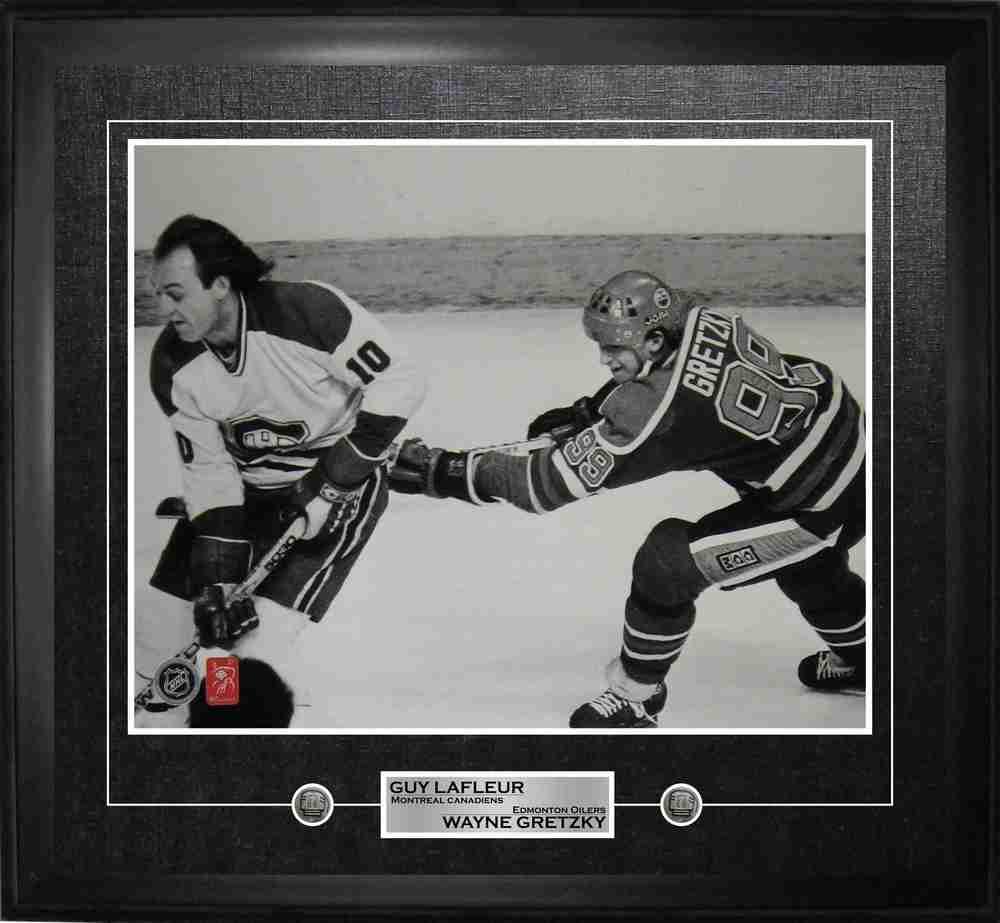 Wayne Gretzky - Framed 16x20