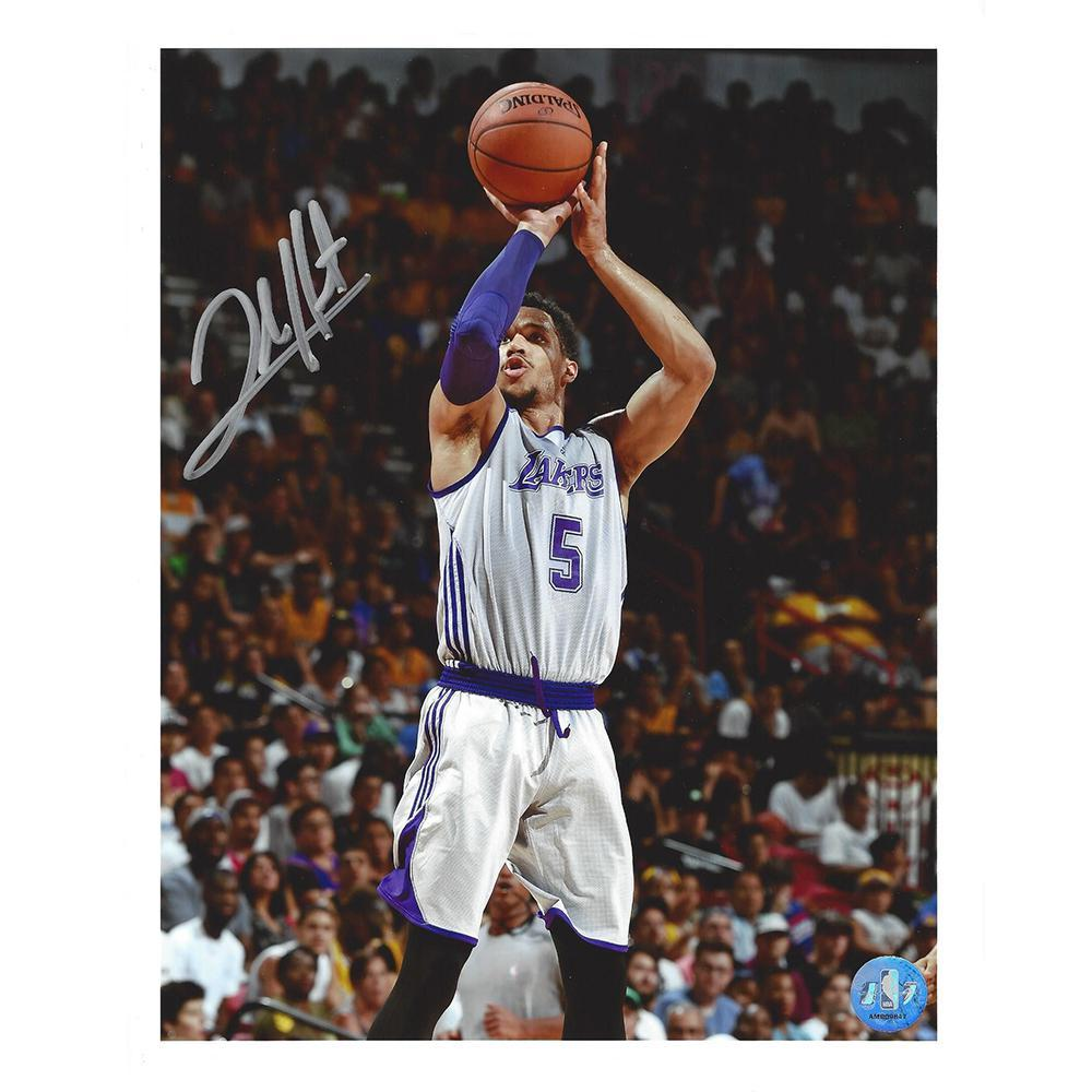 Josh Hart - Los Angeles Lakers - 2017 NBA Draft - Autographed Photo