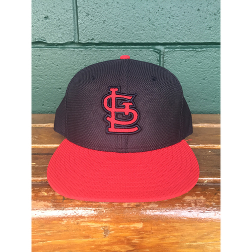 Photo of Cardinals Authentics: Matt Adams BP Cap