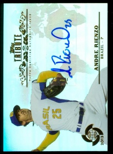 Photo of 2013 Topps Tribute WBC Autographs #AR2 Andre Rienzo