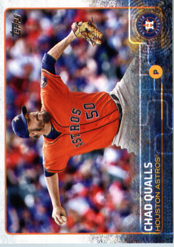 Photo of 2015 Topps Update #US292 Chad Qualls