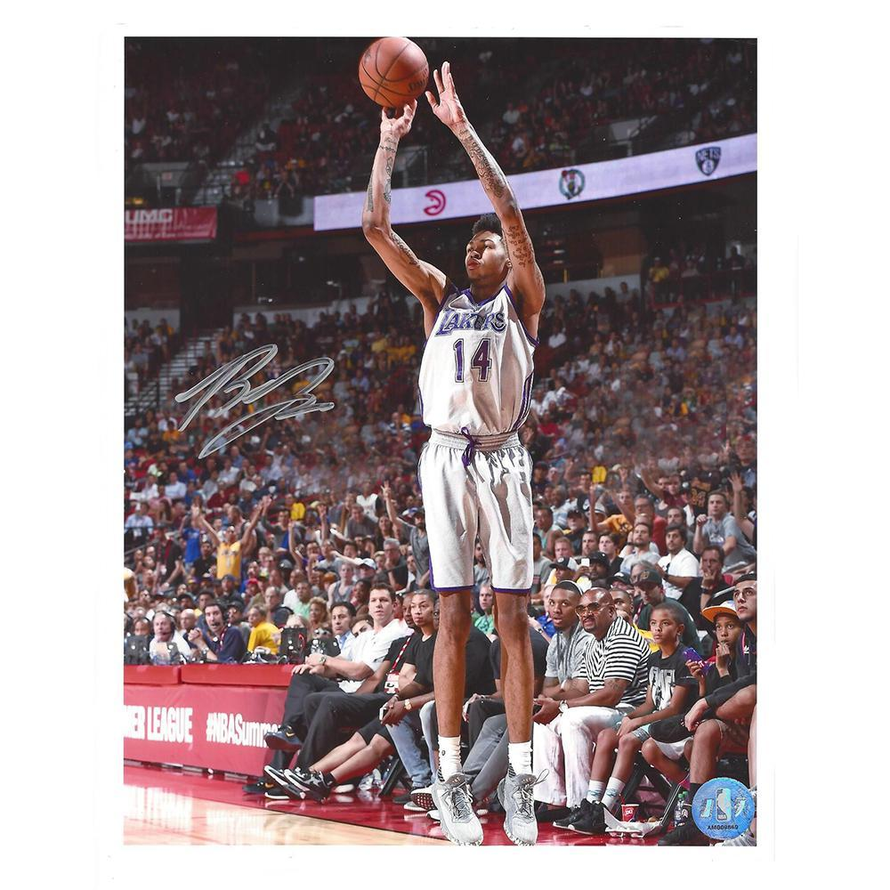 Brandon Ingram - Los Angeles Lakers - 2016 NBA Draft - Autographed Photo
