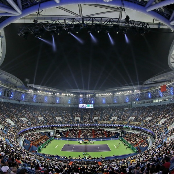Click to view VIP Experience at Shanghai Rolex Masters Semi-Final.