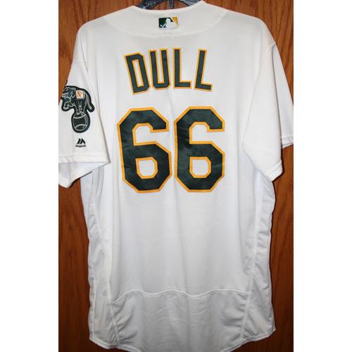 Ryan Dull Game-Used