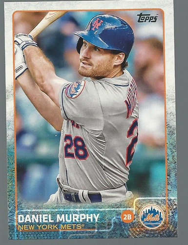 Photo of 2015 Topps #149 Daniel Murphy