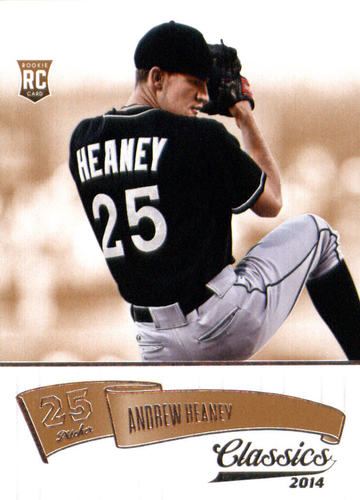 Photo of 2014 Classics #153 Andrew Heaney RC