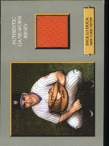 Photo of 2006 Topps Turkey Red Relics #PL Paul LoDuca Jsy D