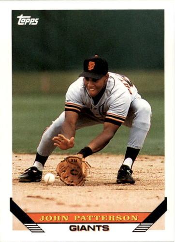 Photo of 1993 Topps #573 John Patterson