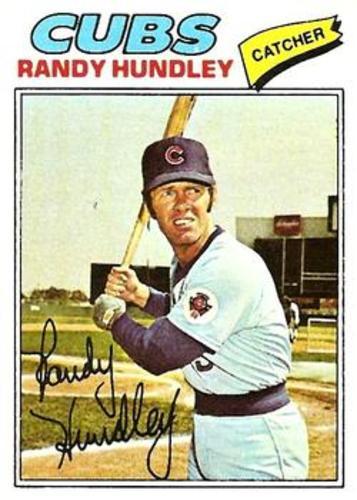 Photo of 1977 Topps #502 Randy Hundley