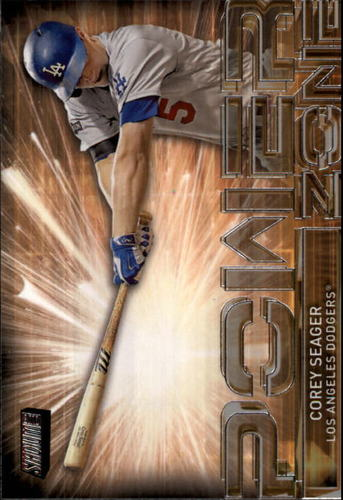 Photo of 2017 Stadium Club Power Zone #PZCS Corey Seager