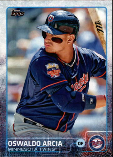 Photo of 2015 Topps #643 Oswaldo Arcia