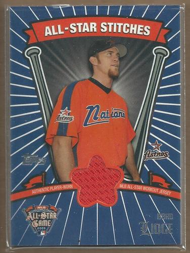 Photo of 2005 Topps Update All-Star Stitches #BL Brad Lidge D