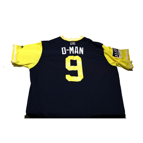 "Photo of Dusty ""D-Man"" Coleman San Diego Padres Game-Used Players Weekend Jersey"
