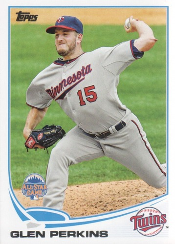 Photo of 2013 Topps Update #US244 Glen Perkins