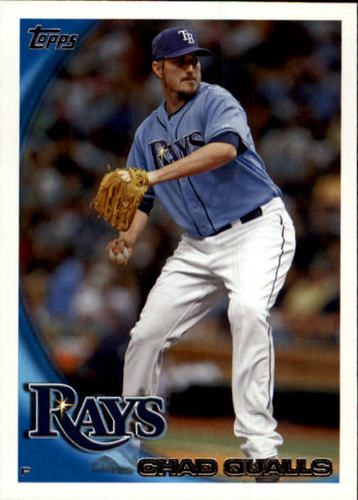 Photo of 2010 Topps Update #US112 Chad Qualls