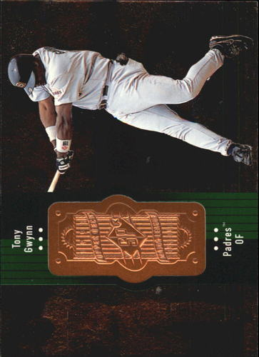 Photo of 1998 SPx Finite #123 Tony Gwynn