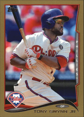 Photo of 2014 Topps Update Gold #US181 Tony Gwynn Jr.