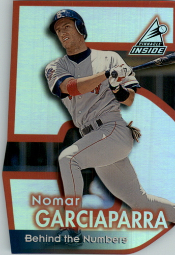 Photo of 1998 Pinnacle Inside Behind the Numbers #6 Nomar Garciaparra